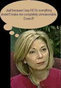 Jean Stothert, Queen of Mean