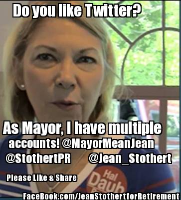Follow Jean Stothert on Twitter.