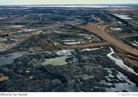 Tarsands of Alberta