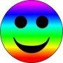 Big Rainbow Smilie