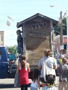 Obama Presidential Library