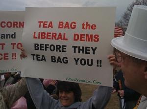TeaBagger Rally